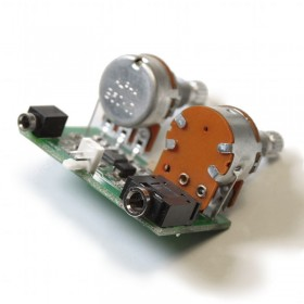 AB1 Active Booster for Piezo pickup