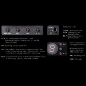 LEQ 4 band EQ + recording