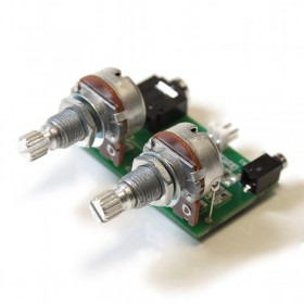 AB1-NS Active Booster for Piezo pickup