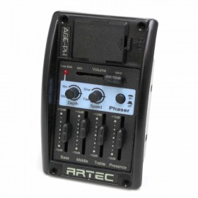 AGE-PH Deluxe EQ with vintage effect