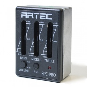 APC-PRO 3 band eq with separate battery case