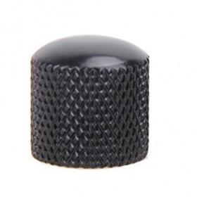 Poti button metal black