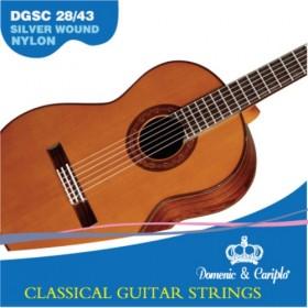 Classical guitar strings DGSC 28/43
