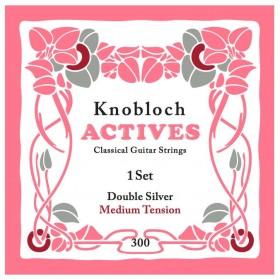 Knobloch Actives Double Silver SN Medium Tension