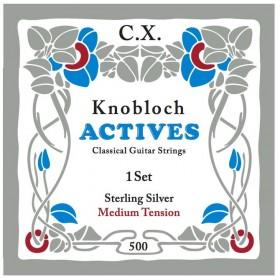 Knobloch Actives Sterling Silver C.X. Medium Tension