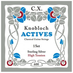 Knobloch Actives Sterling Silver C.X. High Tension