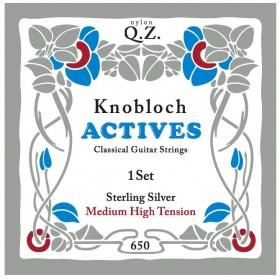Knobloch Actives Sterling Silver Q.Z. Medium High Tension
