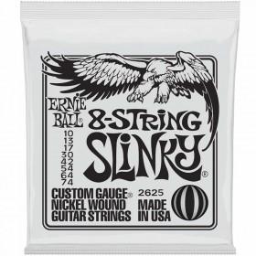 Ernie Ball Slinky 8-string nickel wound