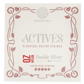 Knobloch Actives Double Silver QZ Super High Tension