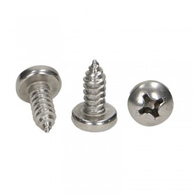 Screw 2,2 x 6,5 inox pan head (8 units)